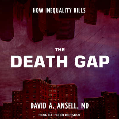 The Death Gap: How Inequality Kills Audiobook, by David A. Ansell