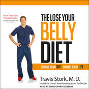 The Lose Your Belly Diet Audiobook, by Travis Stork