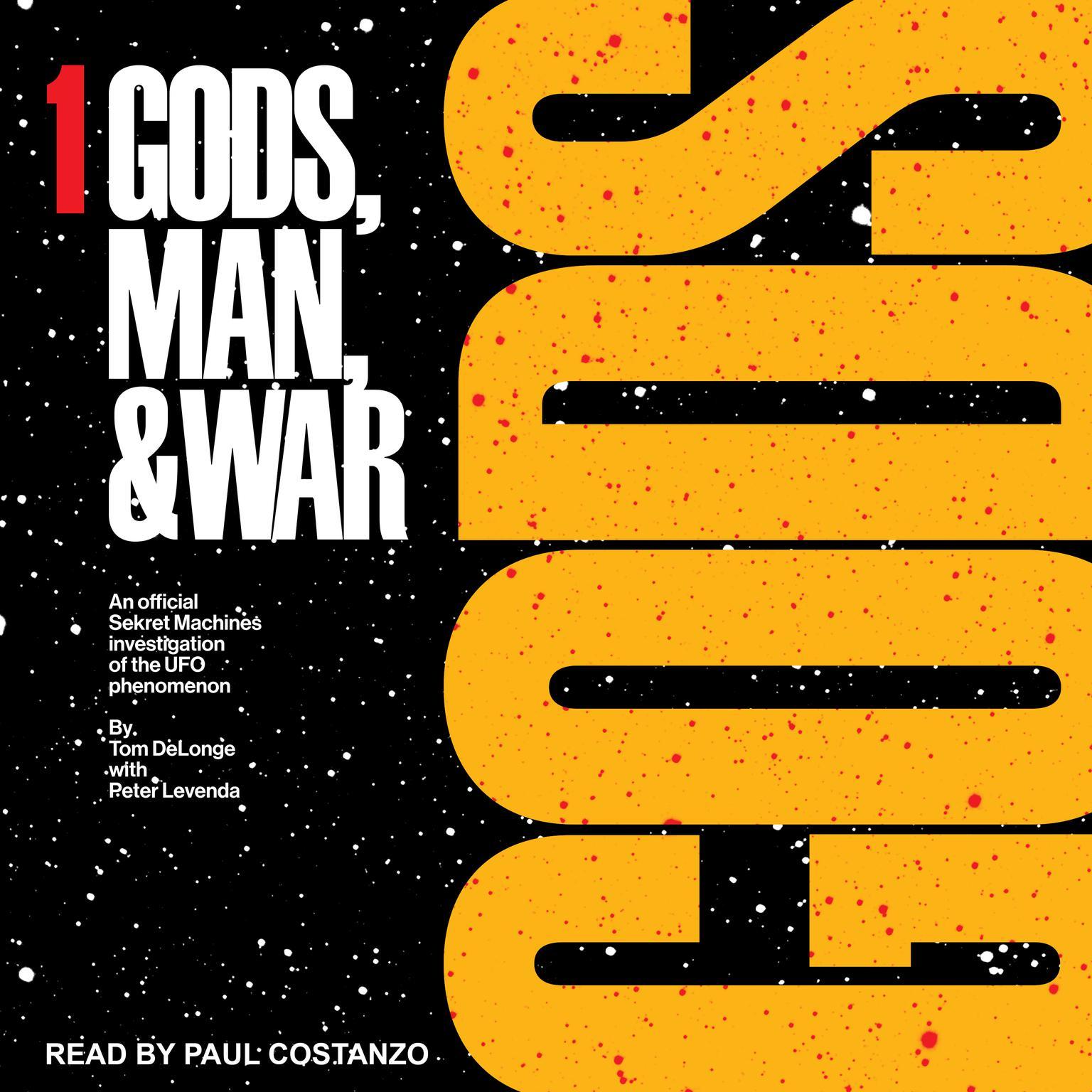 Sekret Machines: Gods Audiobook, by Tom DeLonge