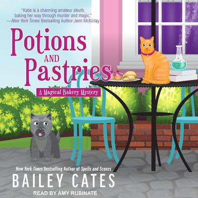 Potions and Pastries Audiobook, by