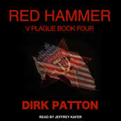 Red Hammer: V Plague Book 4 Audiobook, by Dirk Patton