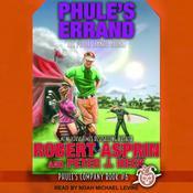 Phule's Errand Audiobook, by Peter J. Heck, Robert Asprin