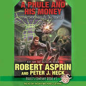 A Phule and His Money Audiobook, by Robert Asprin, Peter J. Heck