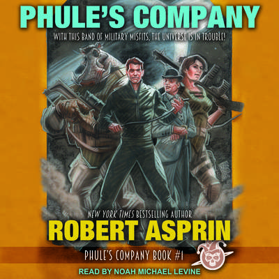 Phule's Company Audiobook, by