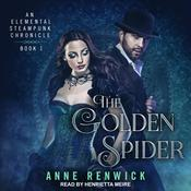 The Golden Spider Audiobook, by Anne Renwick