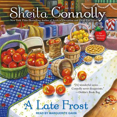 A Late Frost Audiobook, by