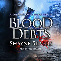Blood Debts Audiobook, by Shayne Silvers