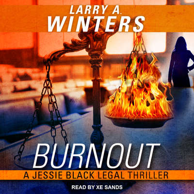Burnout Audiobook, by Larry A. Winters
