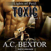 Toxic Audiobook, by A.C. Bextor