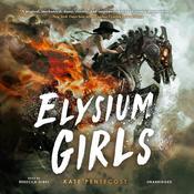 Elysium Girls Audiobook, by Kate Pentecost