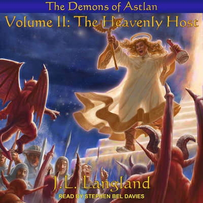The Heavenly Host Audiobook, by J. L. Langland