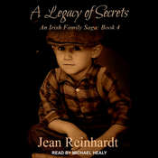 A Legacy of Secrets Audiobook, by Jean Reinhardt