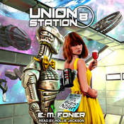 Guest Night on Union Station Audiobook, by E.M. Foner