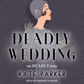 Deadly Wedding Audiobook, by Kate Parker