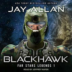 Blackhawk Audiobook, by Jay Allan