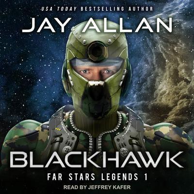 Blackhawk Audiobook, by Jay Allan
