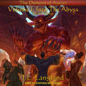 Into The Abyss Audiobook, by J. L. Langland