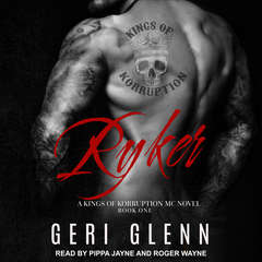 Ryker Audiobook, by Geri Glenn