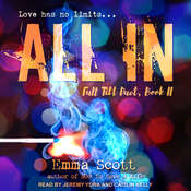 All In Audiobook, by Emma Scott