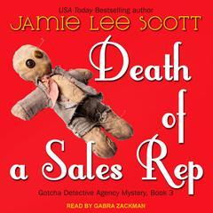 Death of a Sales Rep Audiobook, by Jamie Lee Scott
