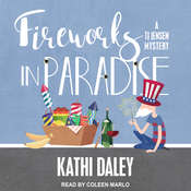 Fireworks in Paradise Audiobook, by Kathi Daley