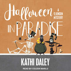 Halloween in Paradise Audiobook, by Kathi Daley