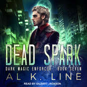 Dead Spark Audiobook, by Al K. Line