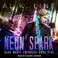 Neon Spark Audiobook, by Al K. Line