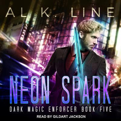 Neon Spark Audiobook, by Al K. Line