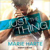 Just the Thing Audiobook, by Marie Harte