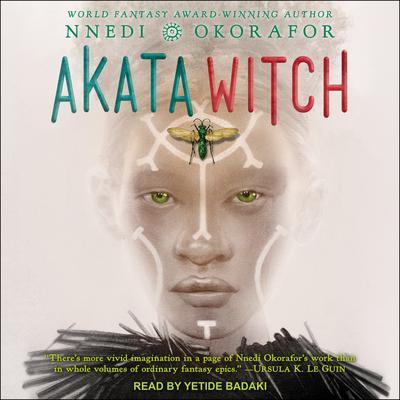 Akata Witch Audiobook, by Nnedi Okorafor