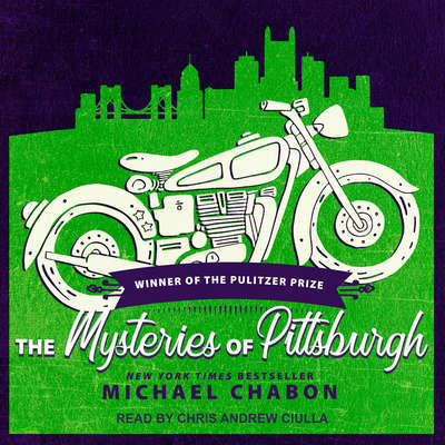 The Mysteries Of Pittsburgh Audiobook, by Michael Chabon