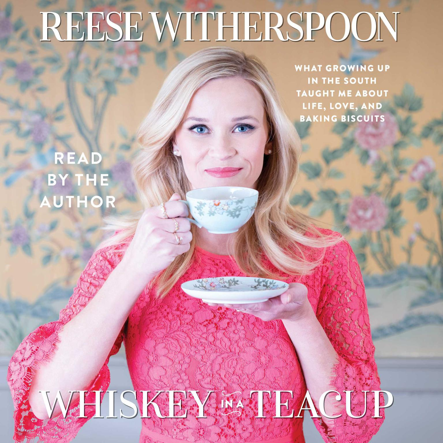 Printable Whiskey in a Teacup Audiobook Cover Art