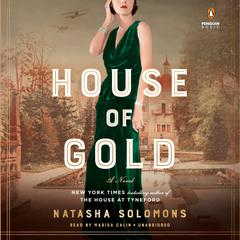 House of Gold Audiobook, by Natasha Solomons