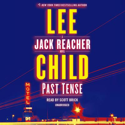 Past Tense Audiobook, by Lee Child
