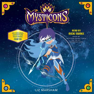 Mysticons: The Stolen Magic Audiobook, by Liz Marsham