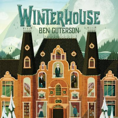 Winterhouse Audiobook, by Ben Guterson
