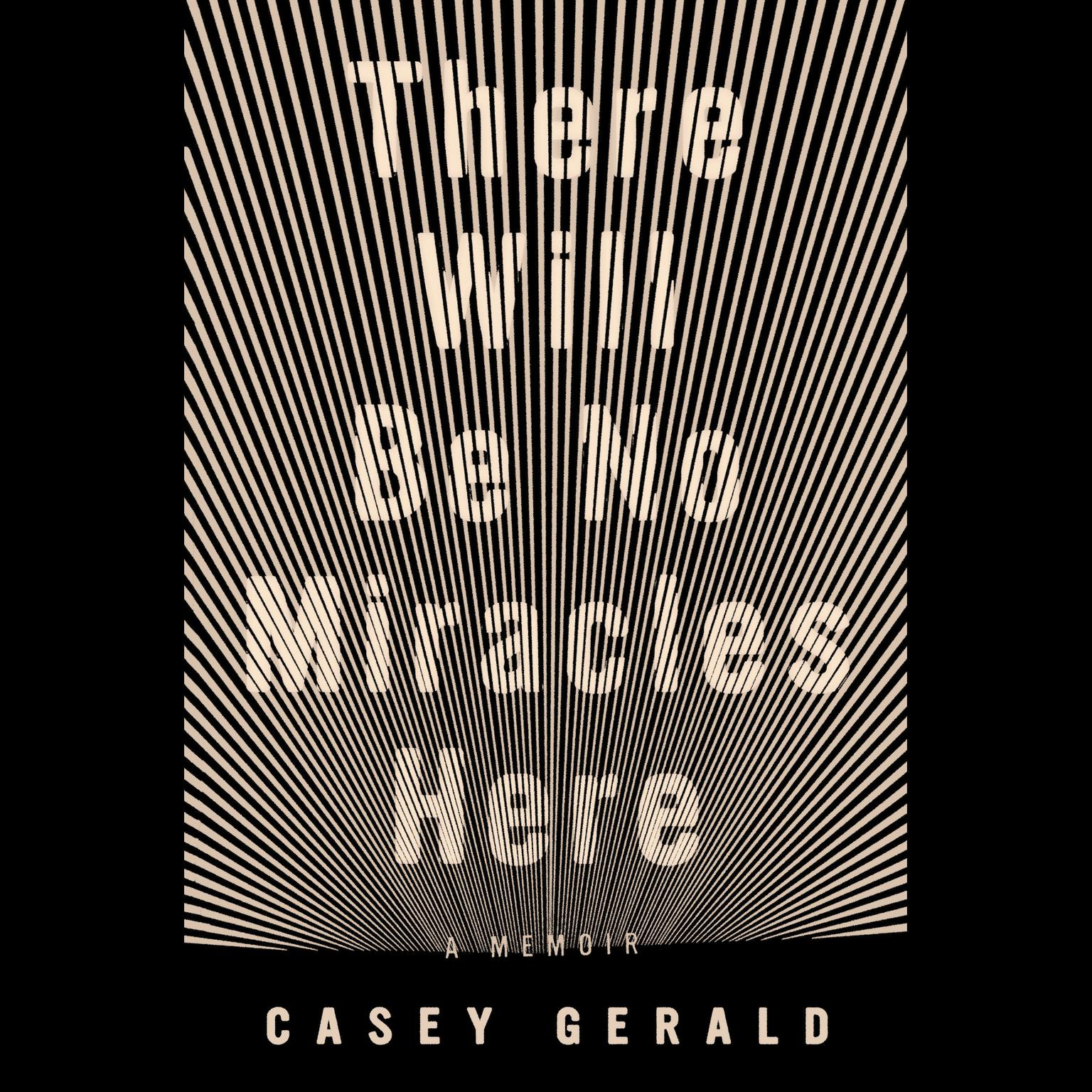 Printable There Will Be No Miracles Here: A Memoir Audiobook Cover Art