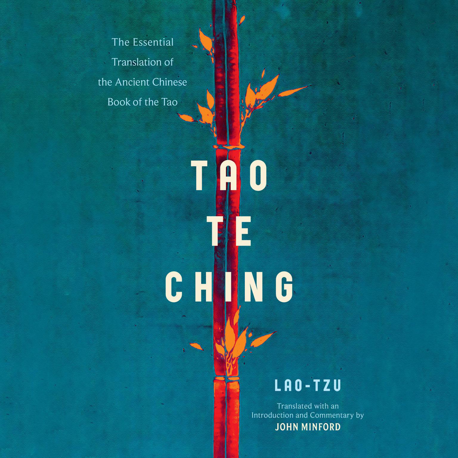Printable Tao Te Ching: The Essential Translation of the Ancient Chinese Book of the Tao Audiobook Cover Art