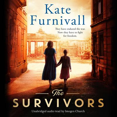 The Survivors Audiobook, by Kate Furnivall