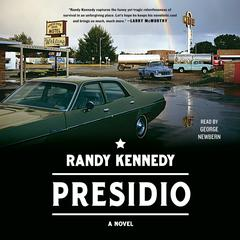 Presidio Audiobook, by Randy Kennedy
