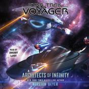 Architects of Infinity Audiobook, by Kirsten Beyer