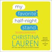 My Favorite Half-Night Stand Audiobook, by Christina Lauren