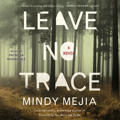 Leave No Trace: A Novel Audiobook, by Mindy Mejia