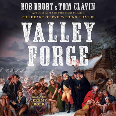 Valley Forge Audiobook, by Bob Drury