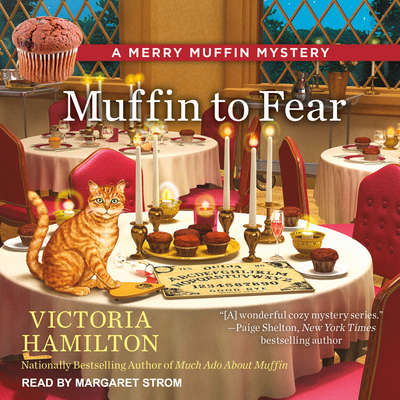 Muffin to Fear Audiobook, by Victoria Hamilton
