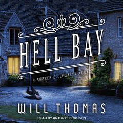 Hell Bay Audiobook, by Will Thomas