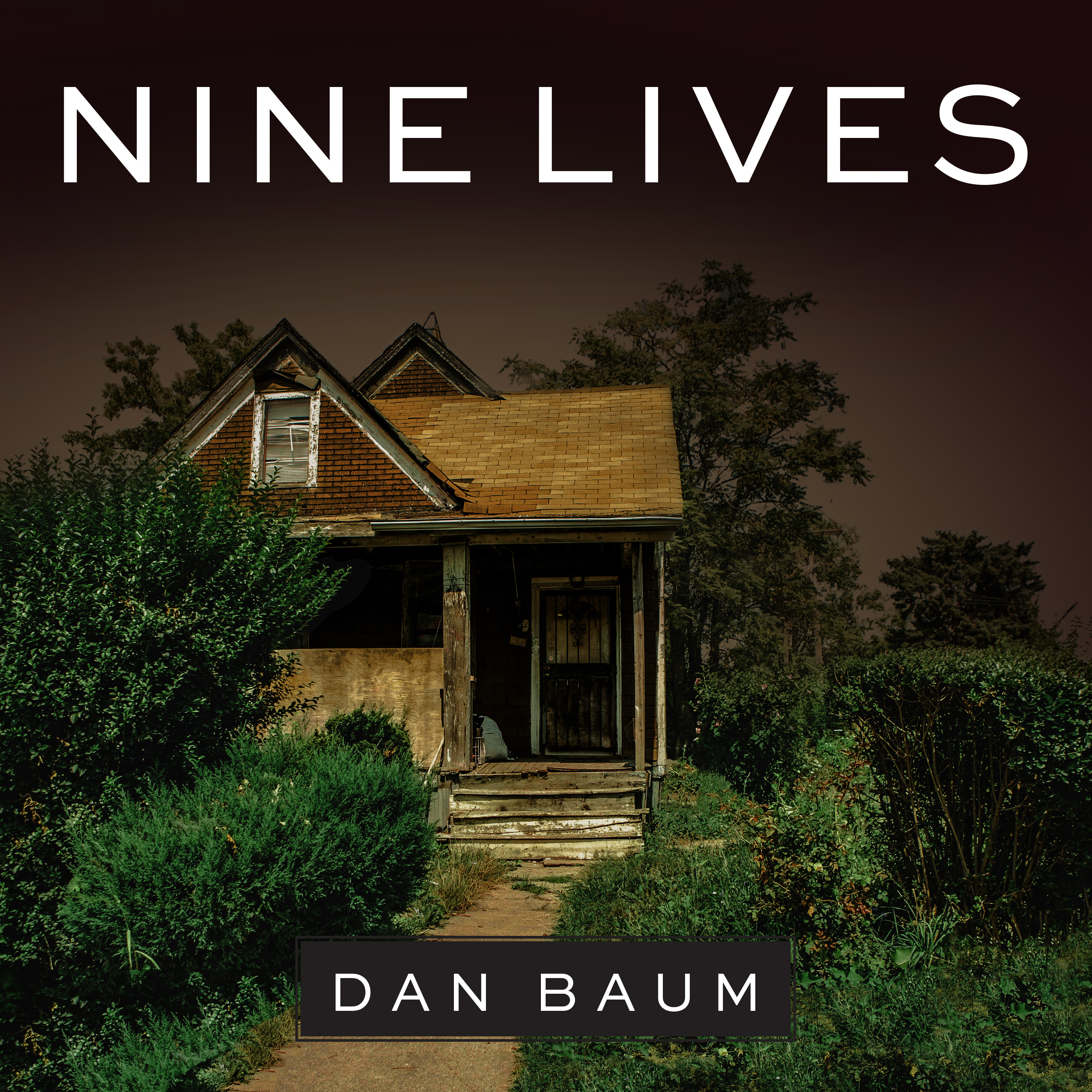 Printable Nine Lives: Mystery, Magic, Death, and Life in New Orleans Audiobook Cover Art