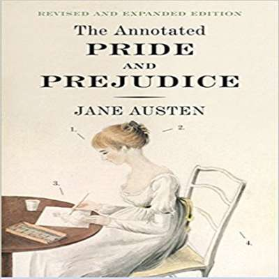 The Annotated Pride and Prejudice Audiobook, by Jane Austen