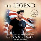 The Legend Audiobook, by Donna Grant